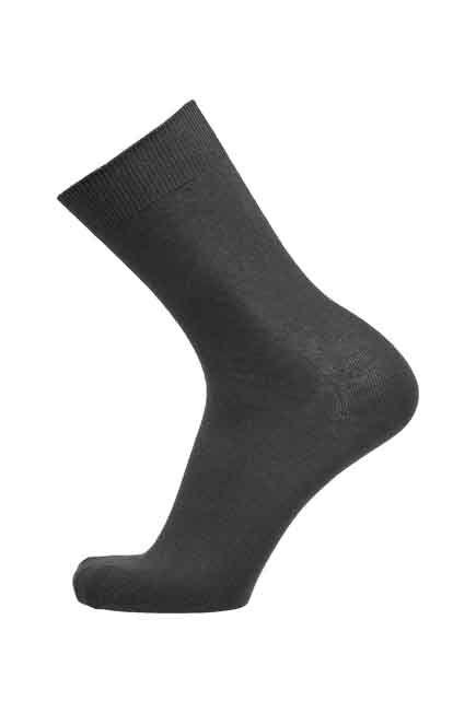 SOCKS - Black High Socks 4-Packs, Men