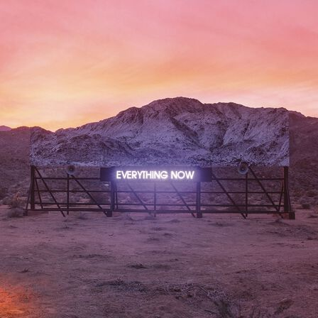 COLUMBIA - Everything Now Day Version   Arcade Fire