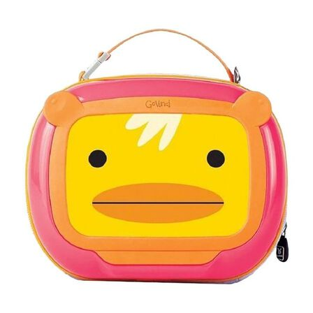 GO VINCI - GoVinci First Case/Lunch Box Pink