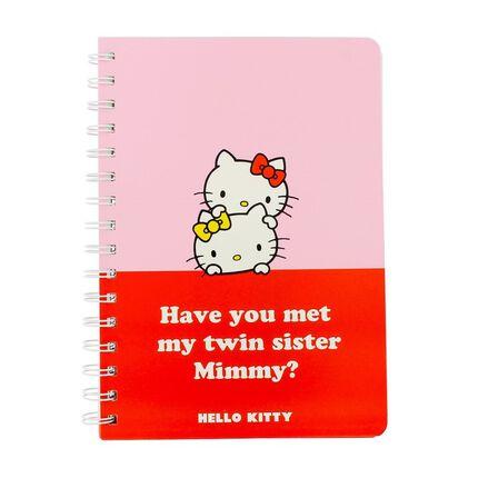 BLUEPRINT COLLECTIONS - Blueprint Hello Kitty A5 Notebook