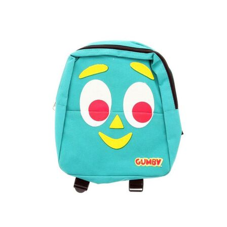 SILVER BUFFALO - Gumby Mini Back Packs 8 InchX12 Inch