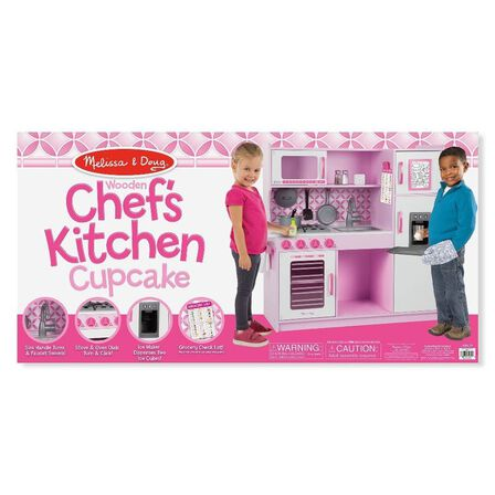 MELISSA & DOUG - Melissa & Doug Chef's Kitchen Cupcake