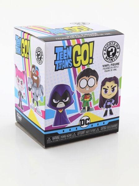 FUNKO TOYS - Funko Mystery Minis Teen Titans Go S1 [Mystery Pack]