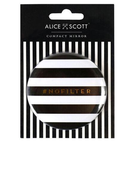 PORTICO DESIGN LTD - Alice Scott Nofilter Compact Black Mirror