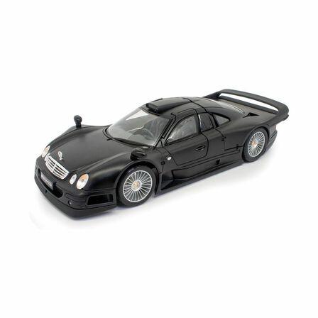 MAISTO - Maisto Mercedes-Benz CLK GTR 1.18 Street Version
