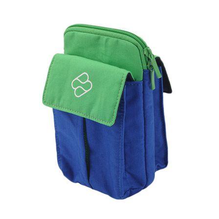 FR-TEC - FR-TEC Soft Bag Green/Blue for Nintendo Switch