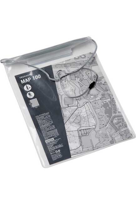 GEONAUTE - Supple map pouch for hiking and orienteering, Unique Size