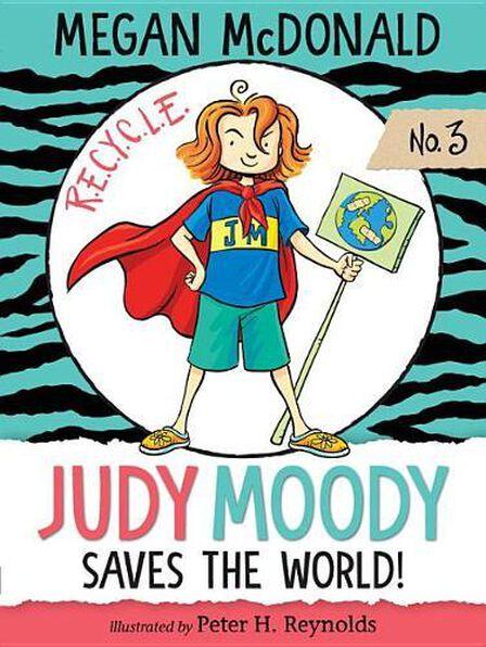 CANDLEWICK USA - Judy Moody Saves the World!