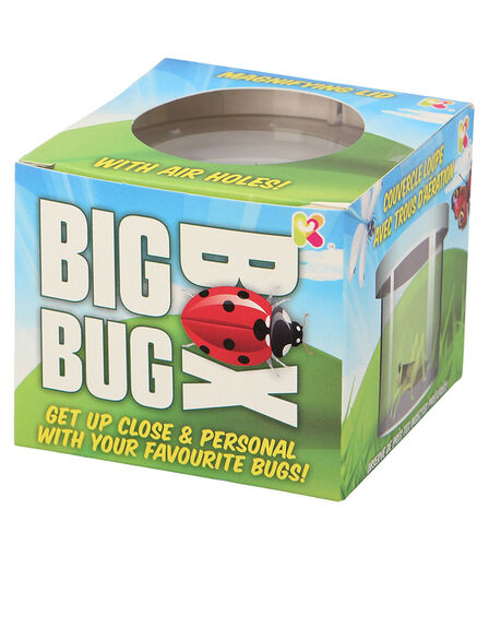 KEYCRAFT - Keycraft Big Bug Box