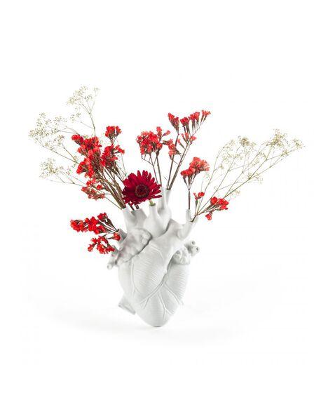 Seletti - Love In Bloom Vase White