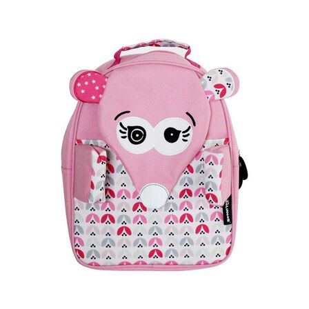 LES DEGLINGOS - Coquelicos the Mouse Backpack