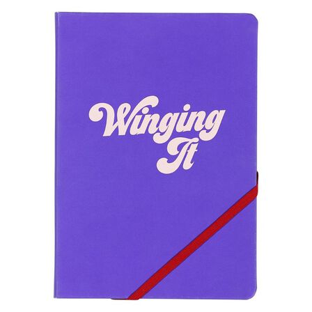 YES STUDIO - Yes Studio Winging It A5 Notebook