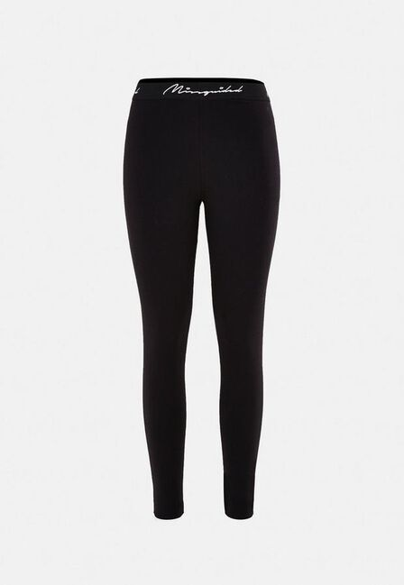 Missguided - Black Missguided Taped Leggings