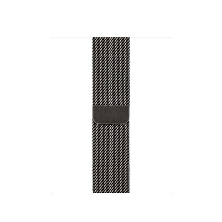 APPLE - Apple 40mm Graphite Milanese Loop