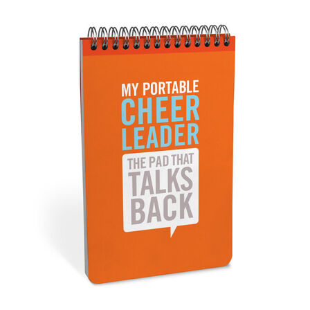 KNOCK KNOCK - Knock Knock Personality Pads My Portable Cheerleader Notepad