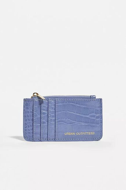 Urban Outfitters - SLTE UO Faux Leather Cardholder Wallet