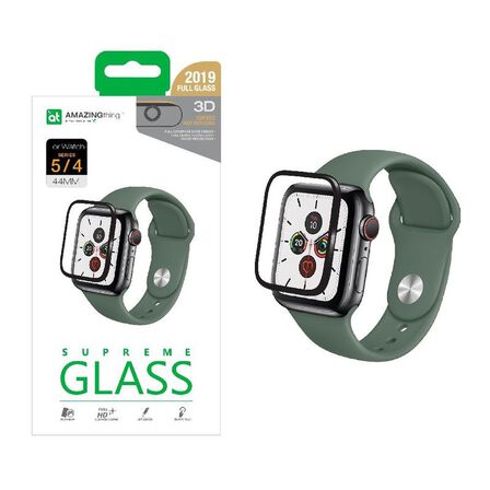 AMAZING THING - Amazing Thing 40mm 3D Full Glue Screen Protector for Apple Watch Series 5/4