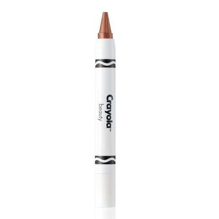 CRAYOLA - Crayola Beauty Face Crayon - Copper Metallic