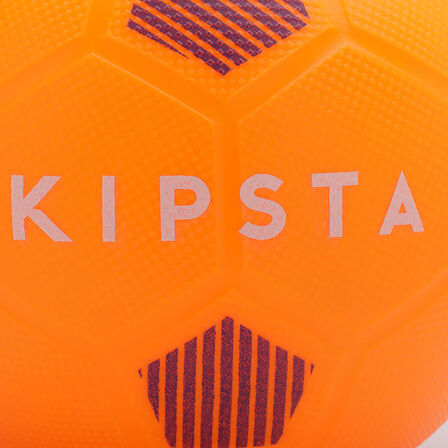 KIPSTA - Sunny 300 football size 5 - orange/black