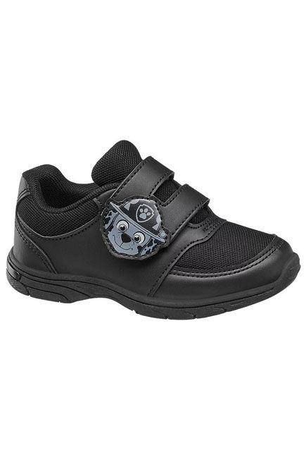PAW PATROL - Black Sneakers, Kids Boy
