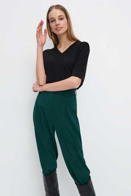 Mohito -  Knitted Blouse - Black