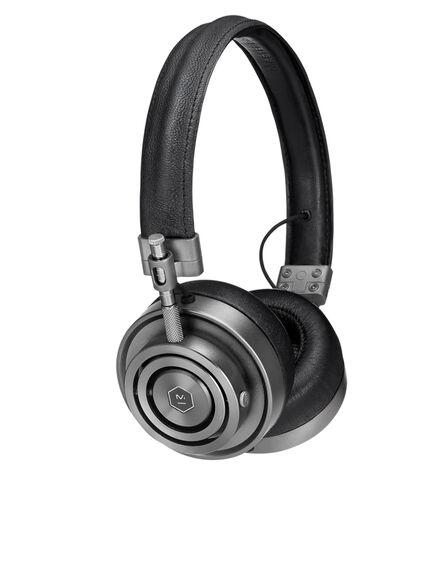 MASTER & DYNAMICS - Master and Dynamics Mh30G1 Gunmetal On Ear Headphones