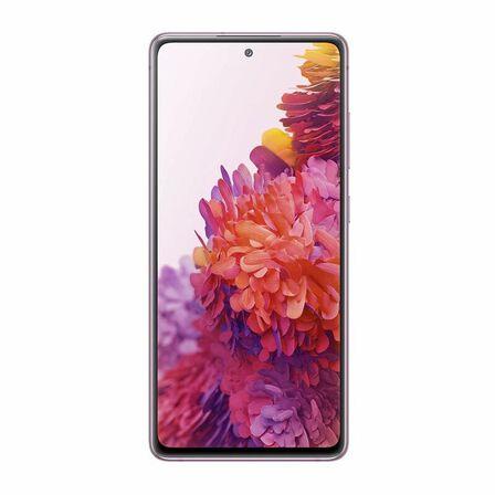SAMSUNG - Samsung Galaxy S20 Fe 4G 128GB/8GB Hybrid Sim Cloud Lavande