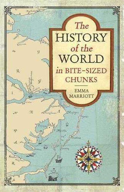 MICHAEL OMARA UK - The History of the World in Bite Sized Chunks