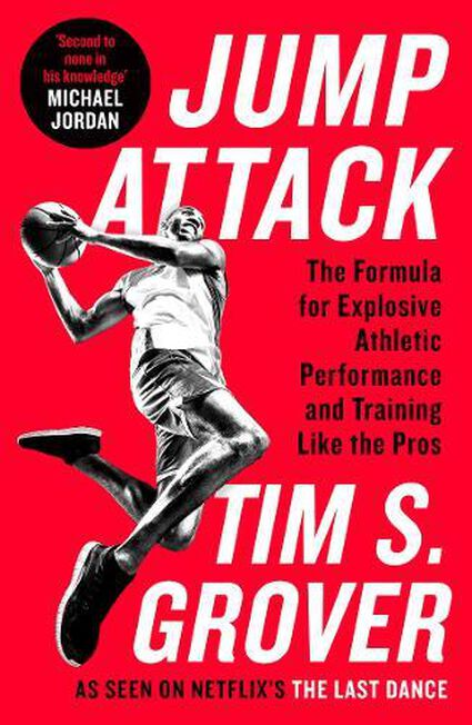 PROFILE BOOKS UK - Jump Attack The Formula For Explosive Athletic Performance And Training Like The Pros