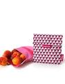 ROLL EAT - Roll'Eat Snack'n'Go Tiles Pink Lunch Kit