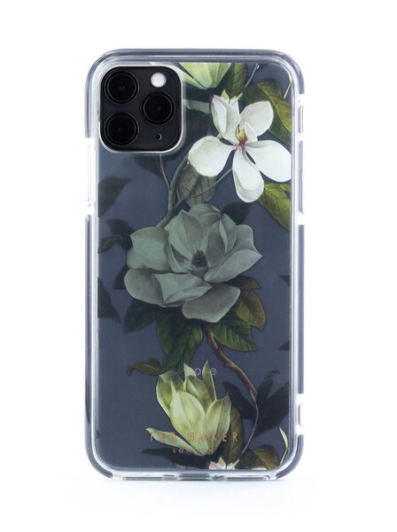TED BAKER - Ted Baker Anti Shock Case Opal for iPhone 11 Pro Max