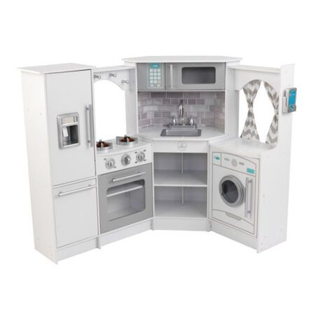 KIDKRAFT - Kidkraft Ultimate Corner Play Kitchen