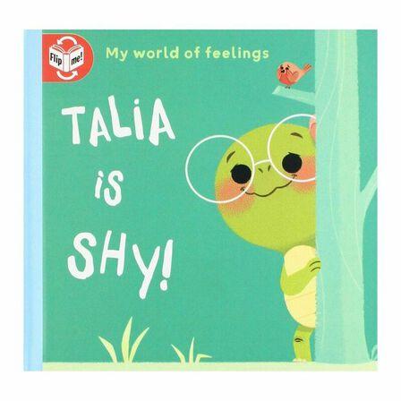 BOUNCE UK - Talia Is Shy