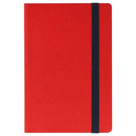 LEGAMI - Legami Medium Weekly Diary With Notebook 18 Month 2018 2019 Red
