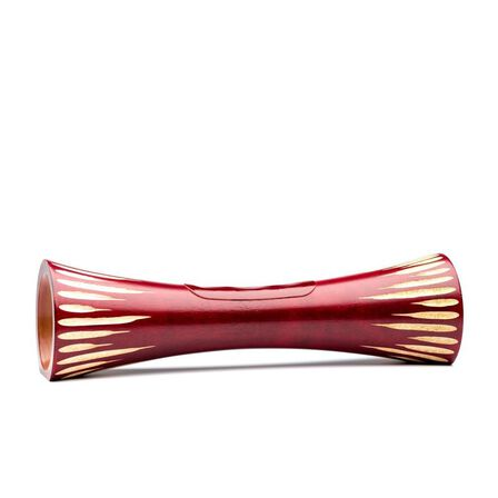 MANGOBEAT - Mangobeat Acoustic Speaker for Smartphones Soliel Red 35 cm