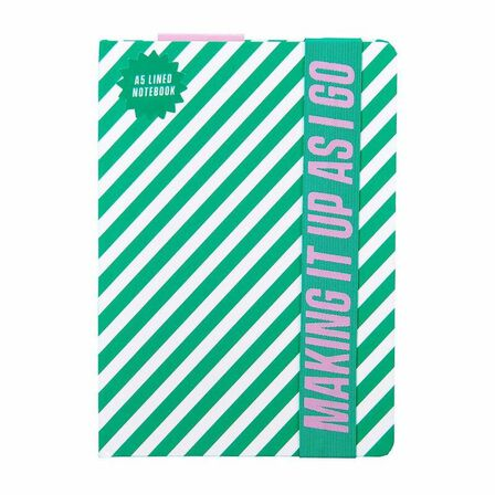 YES STUDIO - Yes Studio A5 Making It Up Notebook