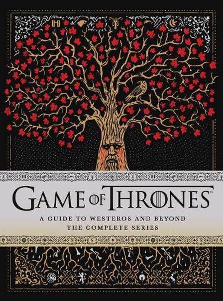 PENGUIN BOOKS UK - Game Of Thrones A Guide To Westeros And Beyond The Complete Series