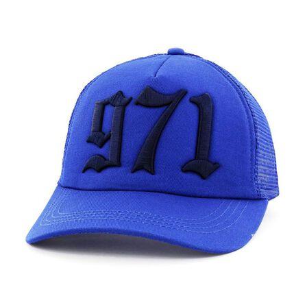 B180 CAPS - B180 Uae Code2 Unisex Cap Blue