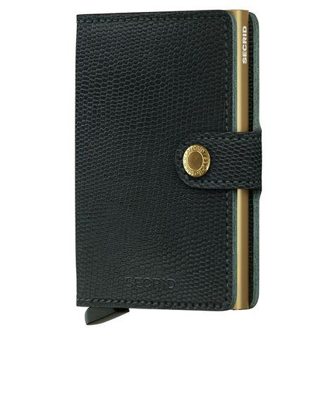 SECRID - Secrid Mini Wallet Crisple Black/Gold