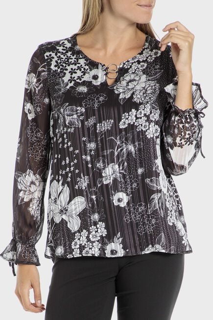 Punt Roma - Floral t-shirt