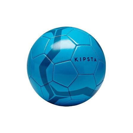 KIPSTA - Size 3 First Kick Football Ages 8 To 12 - Blue