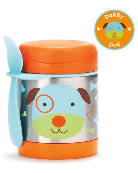 SKIP HOP - Skip Hop Zoo Food Jar Dog Kids