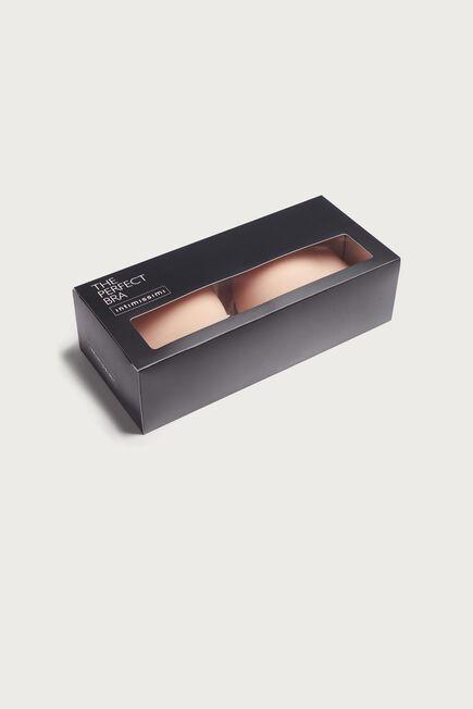 Intimissimi - SOFT BEIGE Strapless Bra with Transparent Back