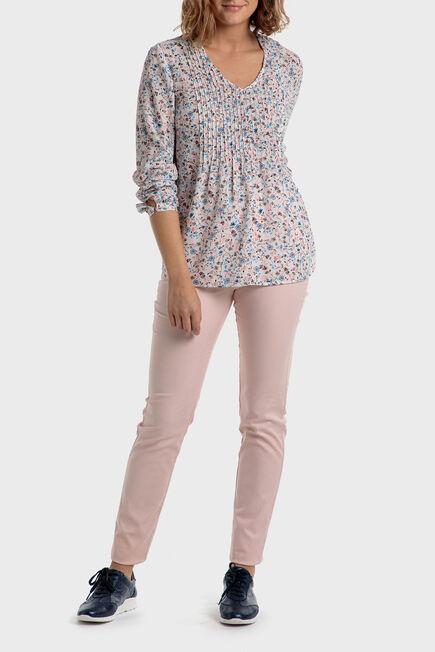 Punt Roma - Floral blouse