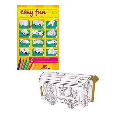 CALAFANT - Calafant Circus Wagon Build Your Own Level 1