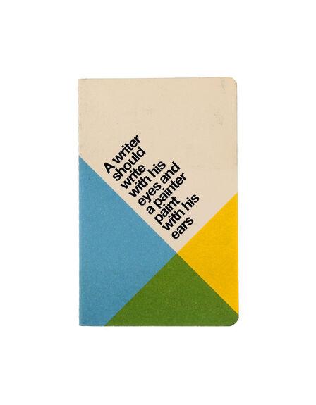 OGAMI - Ogami Quotes Notebook Mini Soft Cover Plain