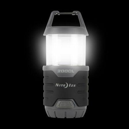 NITE IZE - Nite Ize Radiant 200 Collapsible Lantern + Flashlight