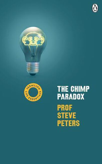 RANDOM HOUSE UK - The Chimp Paradox (Vermilion Life Essentials)
