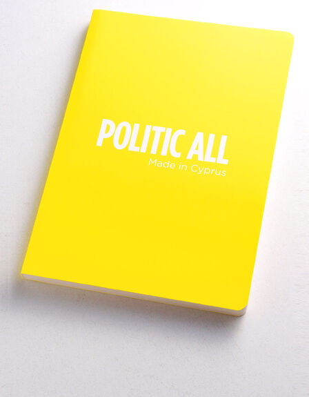HAPPILY EVER PAPER - Happily Ever Paper Repunation Politic All 15 x 21 cm Notebook