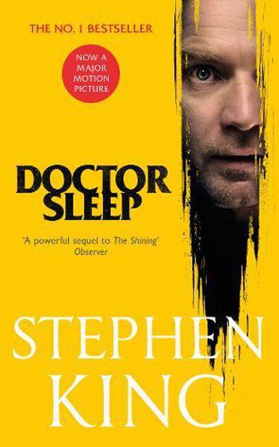 HODDER & STOUGHTON LTD UK - Doctor Sleep Film Tie-In